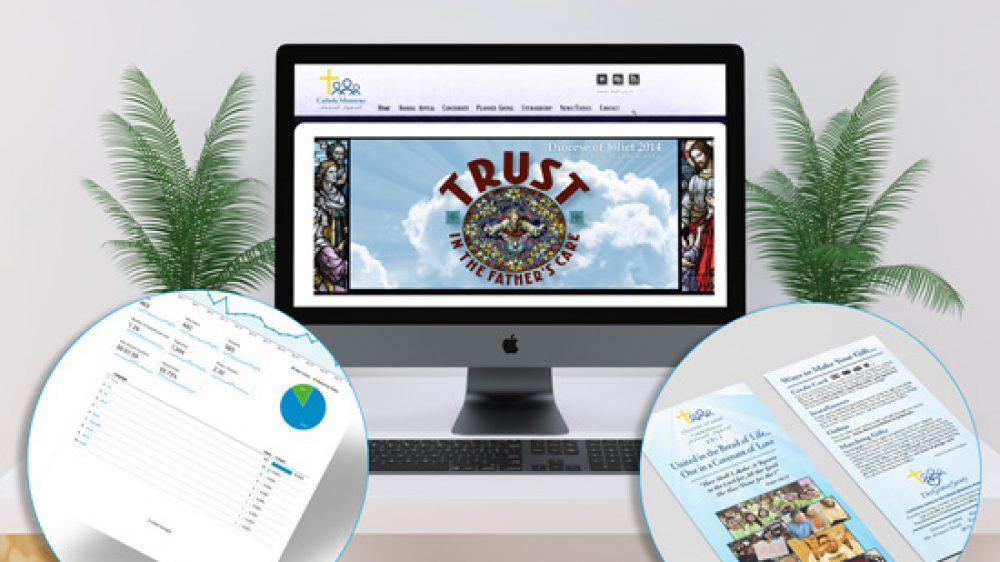 Joliet Diocese Appeal - Website