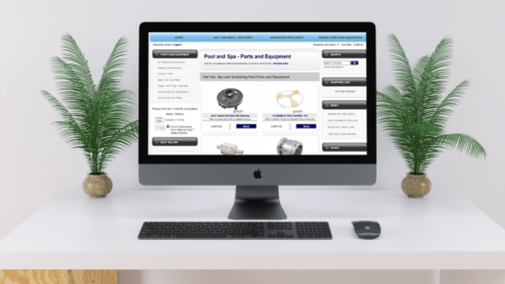 Pools Contractor Shifting to Wholesale E-Commerce