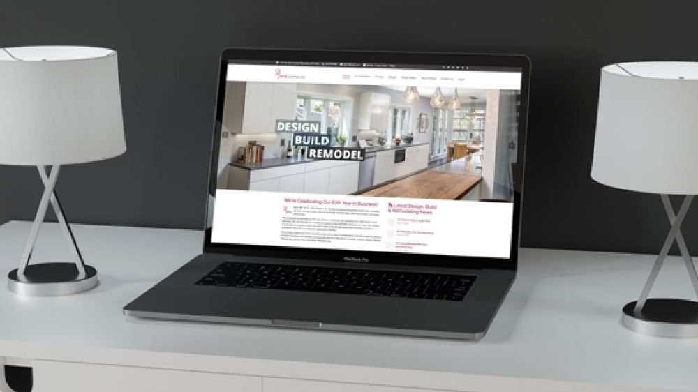 SJ Janis Remodeling Website Design
