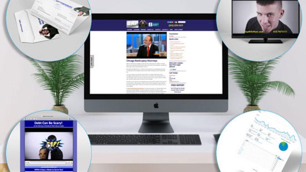 Zalutsky & Pinski Website Design