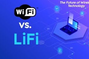 Alternative To Wi-Fi: The Future of Wireless Technology- Li-Fi Explained (More than 1000× Faster!)