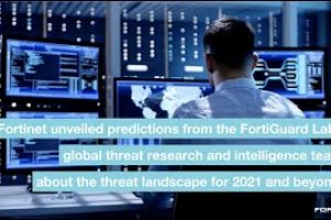 FortiGuard Labs Unveils Cybersecurity Threat Predictions for 2021 | Threat Landscape