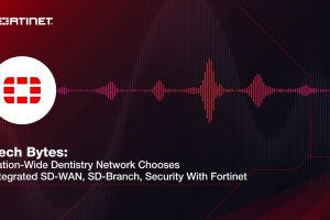 Nation Wide Dentistry Network Chooses Integrated SD WAN, SD Branch, Security | Packet Pushers