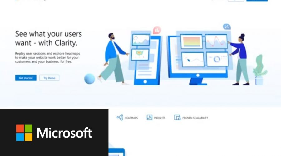 Microsoft Clarity | Free behavioral analytics product for website managers