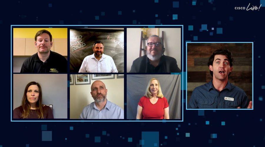 Customer Spotlight Series (Part 1) | IT Leadership at Cisco Live Digital