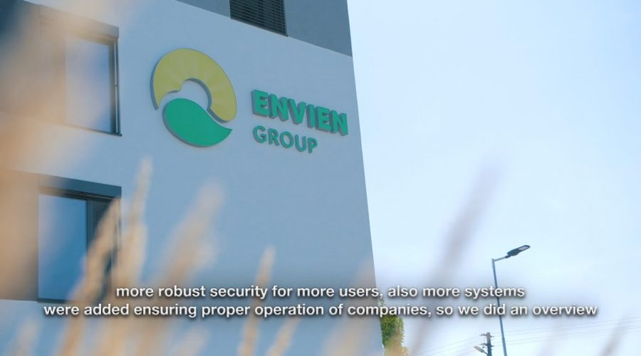 Envien Group Leverages Fortinet Solutions to Improve Security Posture | NGFW
