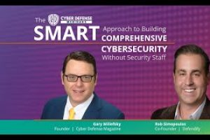 The Smart Approach to Building Comprehensive Cybersecurity Without Security Staff