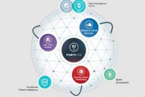 Fortinet Security Fabric Secures Digital Innovation | Cybersecurity Platform