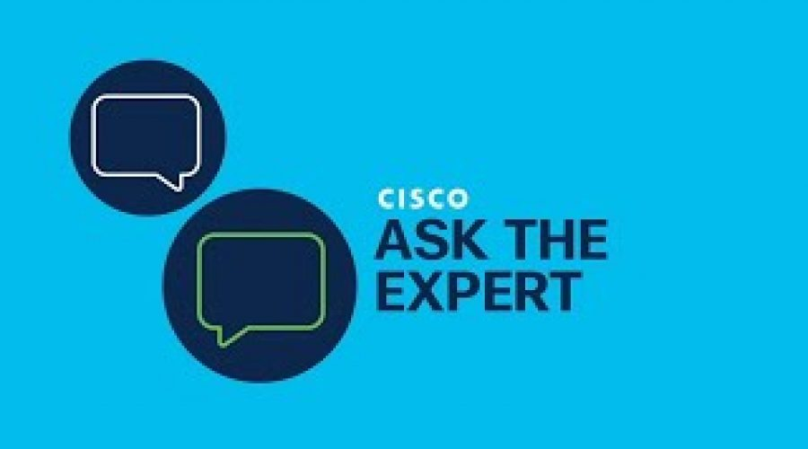 Cisco DNA Center Time to Value Ask the Expert video