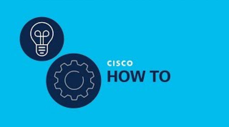 Cisco DNA Center Zero Trust Network demo