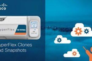 Cisco HyperFlex Clones and Snapshots