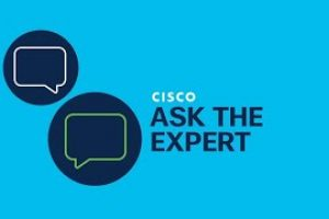 Cisco Ultra Low Latency Ask the Expert Video