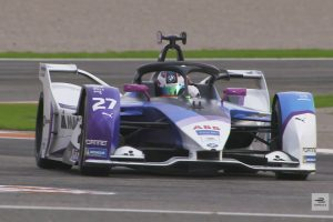 Fortinet and BMW i Andretti Motorsport Partnership