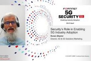 Security's growing role in enabling 5G industry adoption