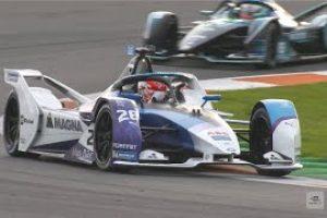 Partnership with BMW i Andretti Motorsport