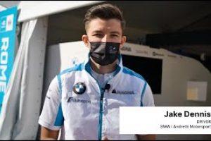 Securing Data for BMW i Motorsport