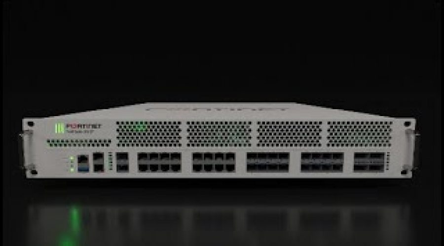 Introducing the FortiGate 2600F Series | Next Generation Firewall