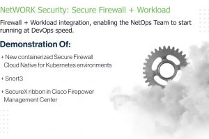 NetWORK Security: Secure Firewall + Workload