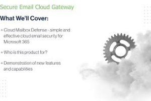 Secure Email Cloud Gateway