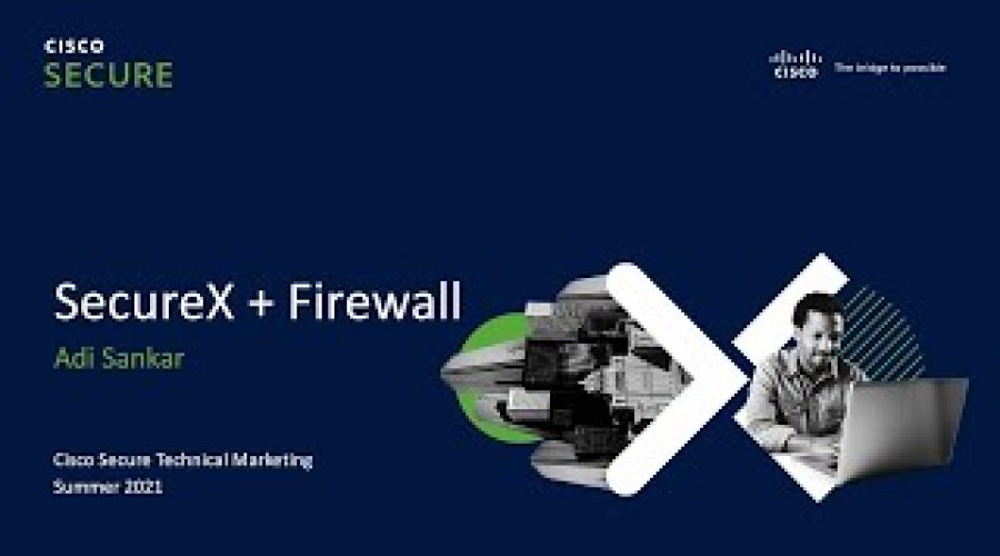 Secure Firewall and SecureX better together