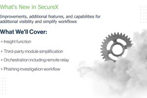 What's new in SecureX