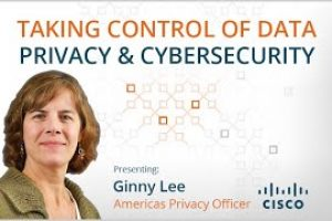 Taking Control of Data Privacy & Cybersecurity