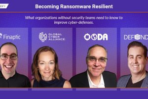 Becoming Ransomware Resilient