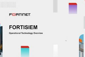 FortiSIEM for Operational Technology   Security Operations